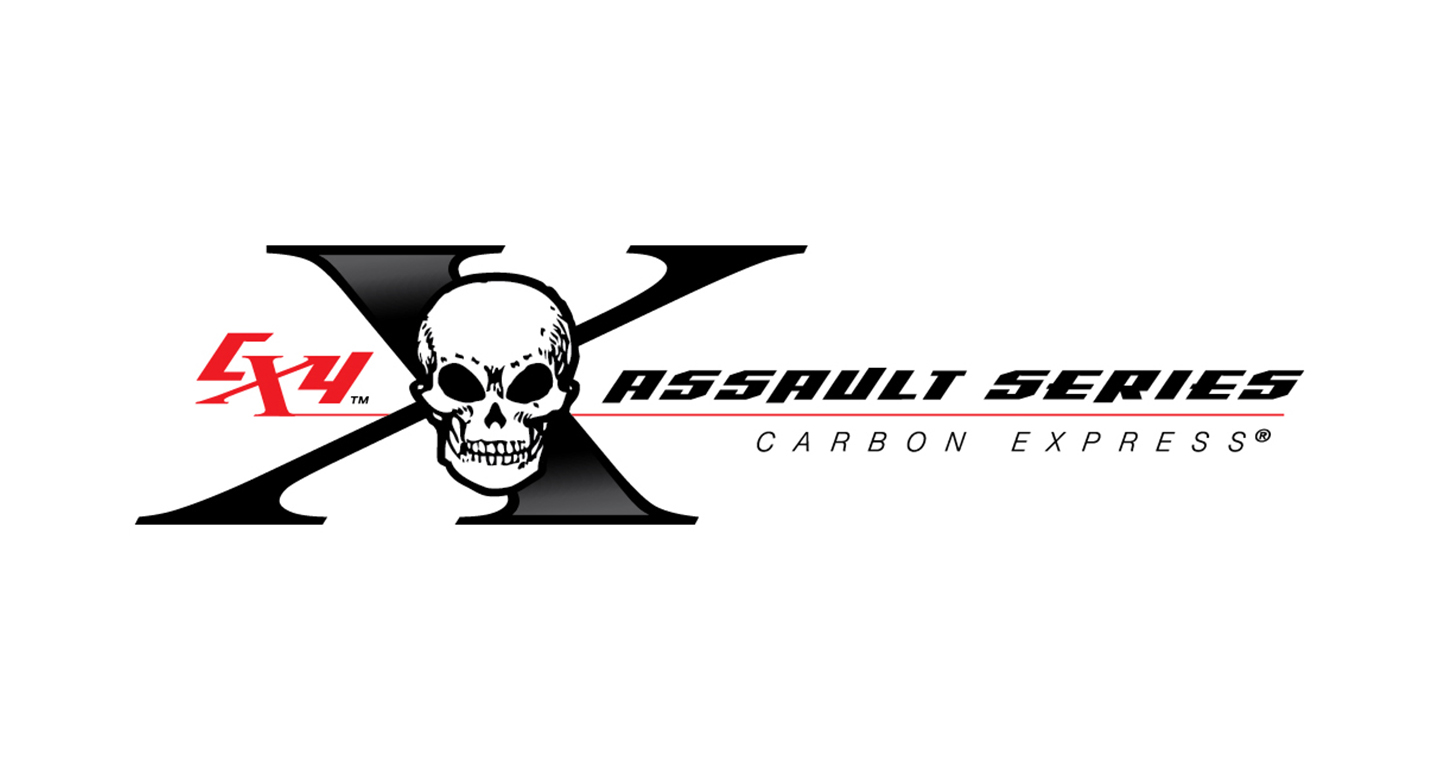 This logo was developed for the product launch of the new assault series crossbow. The logo has an aggressive feel that represents the tactical innovative features of the CX4.
